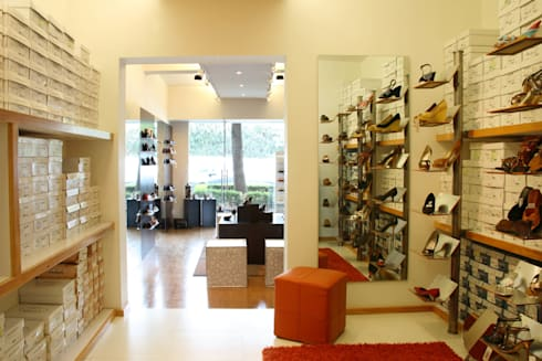 Dic & Co: Salas de estilo moderno por DIN Interiorismo