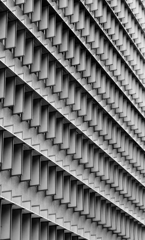 Petterns: Casas de estilo minimalista por Gabriel Gomez Photography