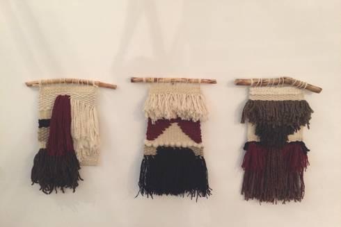 Tapices colección otoño/invierno: Paredes y suelos de estilo rural de Meublé