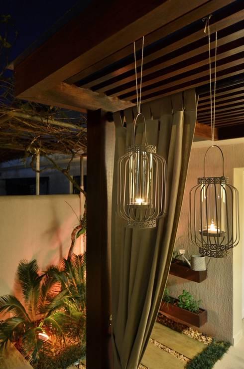 Projekty,  Ogród zaprojektowane przez Stefani Arquitetura