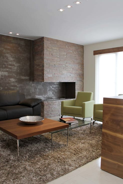 Living room by DIN Interiorismo
