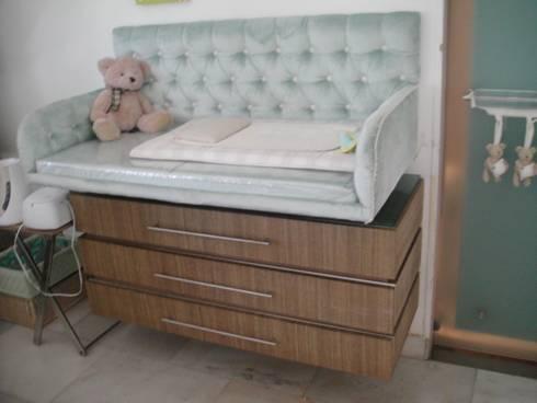 kids room: minimalistic Bedroom by Tanish Design