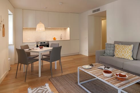 Apartamentos Para Turismo Short Term Rental Apartments Por Home Staging Factory Homify