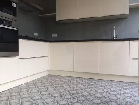 Patroontegels In Keuken : Keramische patroontegels keuken hilversum door mawi tegels homify