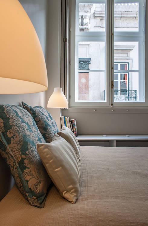 Bedroom (Lower floor): Quartos  por Architecture Tote Ser