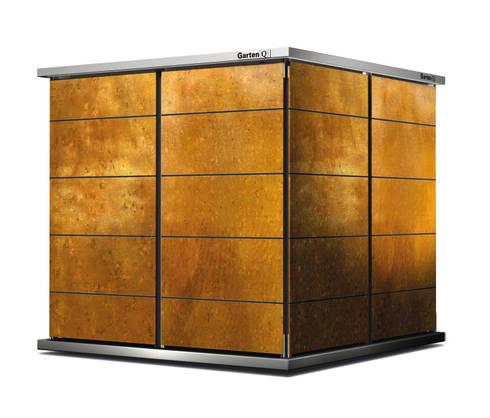 garten q gmbh designer gartenhaus garten q pure homify. Black Bedroom Furniture Sets. Home Design Ideas