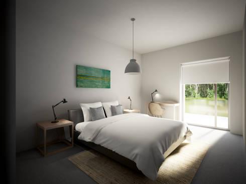 Room Proposal Two: Hotéis  por 3DYpslon