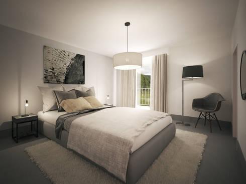 Room Proposal One: Hotéis  por 3DYpslon