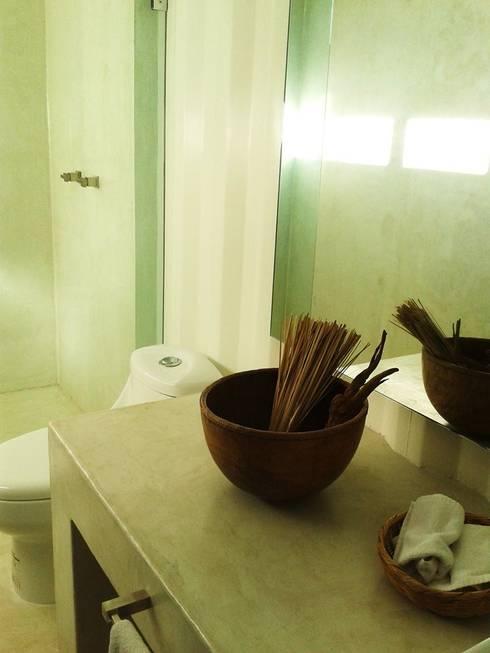 casa MAREA:  de estilo  por ECOVERT domusé verde