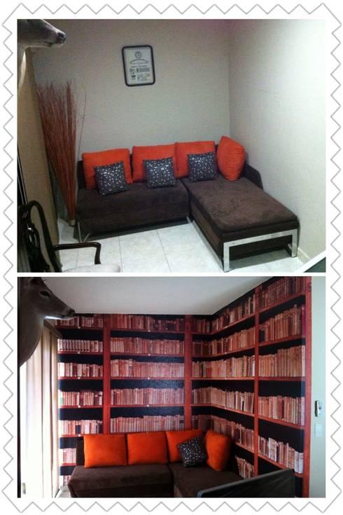 Antes y Despues:  de estilo  por Liferoom