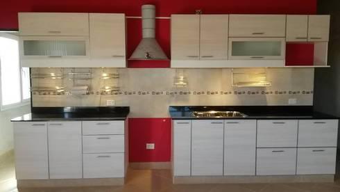 Muebles de cocina modernos de x design muebles homify for Muebles para cocina modernos