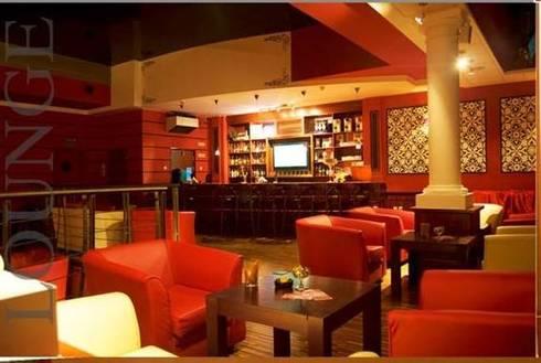 SANKALP: modern Dining room by PADARRPAN ARCHITECTS