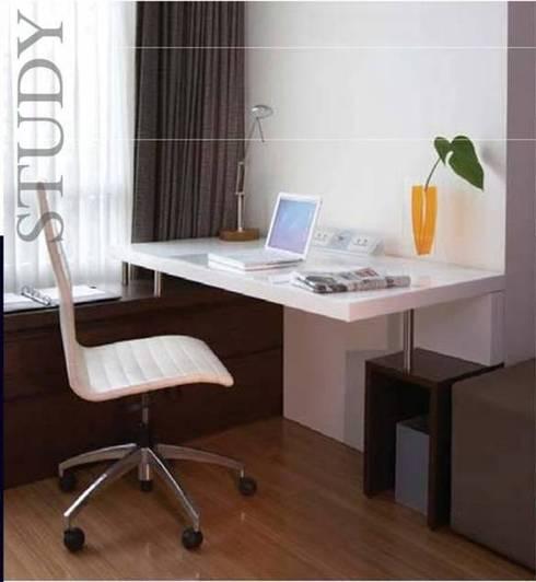 SANKALP: modern Study/office by PADARRPAN ARCHITECTS
