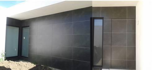 Moradia Unifamiliar: Casas minimalistas por Marta Zita Peixoto - Arquitectura