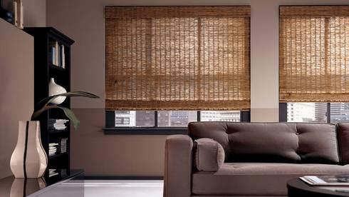 Bambu: Hogar de estilo  por Escuadra Arquitectura C.A