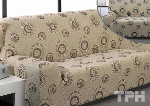 Funda de sof el sticas serie oro por tph textil para - Textil para hosteleria ...