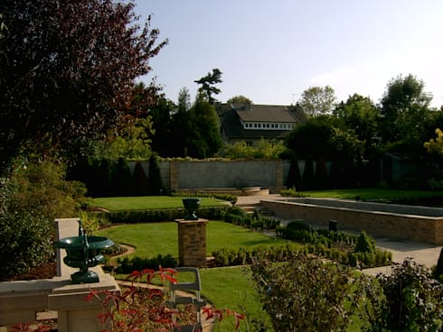 Jardins por sc nes d 39 ext rieur homify for Homify jardines pequenos