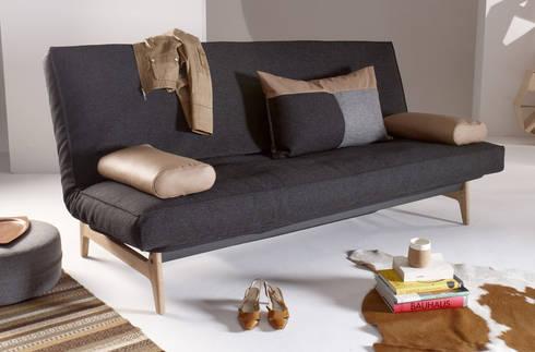 designer schlafsofas von homify. Black Bedroom Furniture Sets. Home Design Ideas