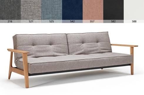 Designer schlafsofas von homify for Schlafsofa 50er