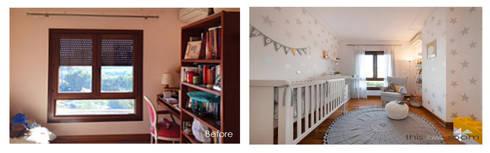 Quarto de bebé:   por This Little Room