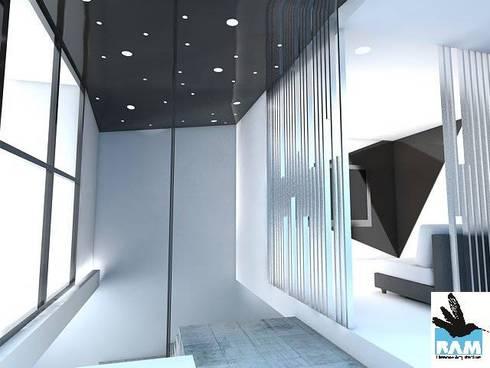 Arquitectura: Terrazas de estilo  por Estudio BAM