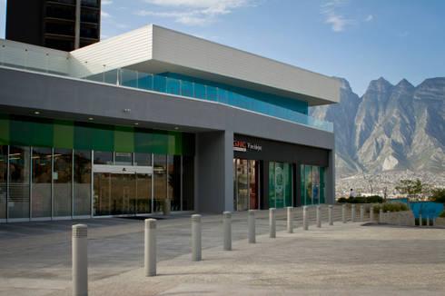 Vía Cordillera Soriana Emma: Casas de estilo moderno por Miguel de la Torre Arquitectos