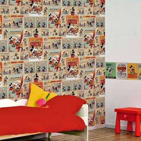 Kids:  Walls & flooring by Redskin Home Decor Pvt Ltd