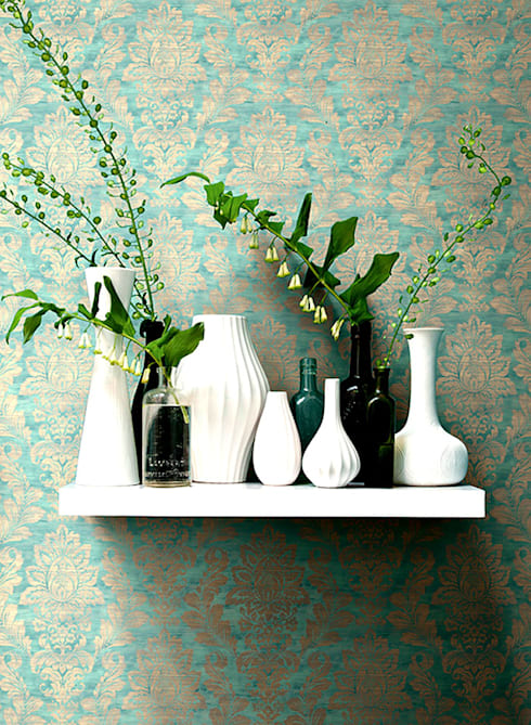 Decoratives:  Walls & flooring by Redskin Home Decor Pvt Ltd