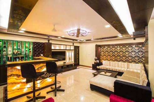 Interior designs: modern Living room by Studio Vibes