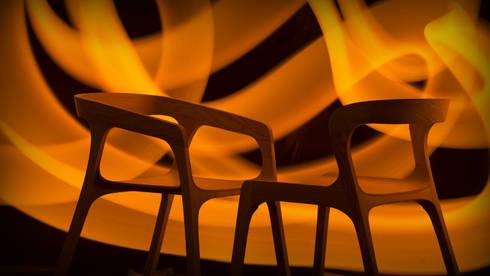 Genuino Collection: Sala de jantar  por Pedro Gomes Design