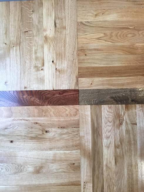 Стены и пол в . Автор – Tomson Floors