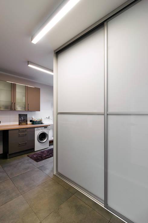 Garage/Rimessa in stile  di Elfa Deutschland GmbH