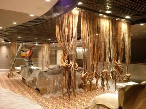 Montaje final: Hoteles de estilo  por CHIMI