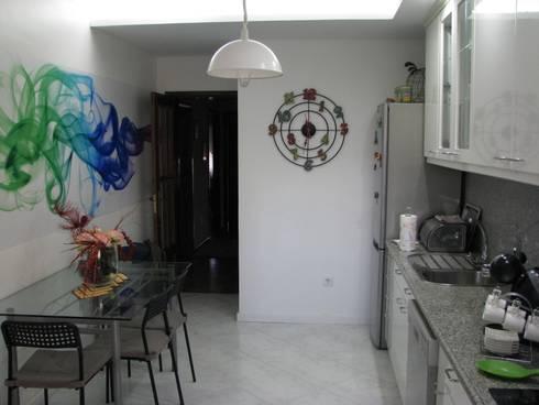 Cozinha (Depois):   por Idealiving