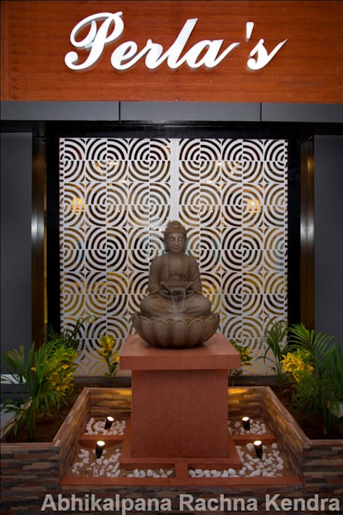 Buddha:  Hotels by ARK Architects & Interior Designers