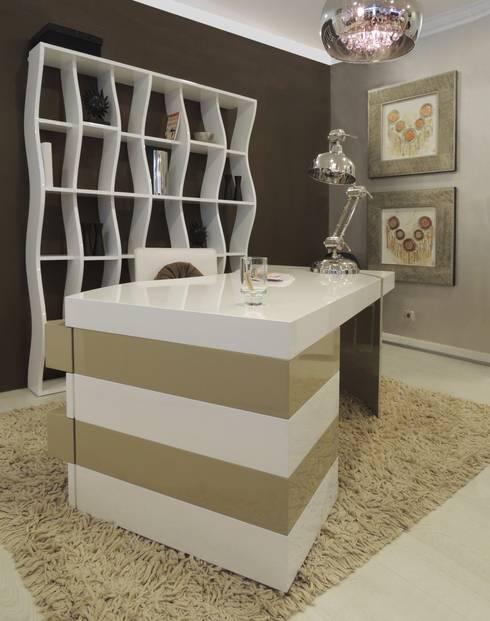 Showroom: Escritório  por Espazio - Home & Office