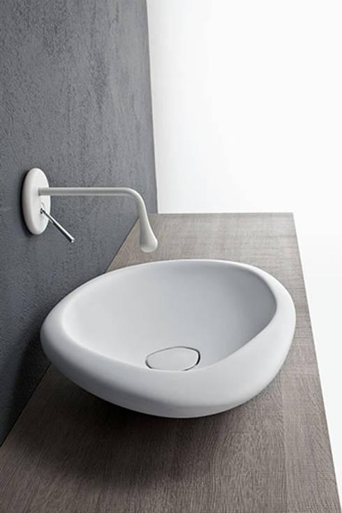 Banheiro  por Mastella Design