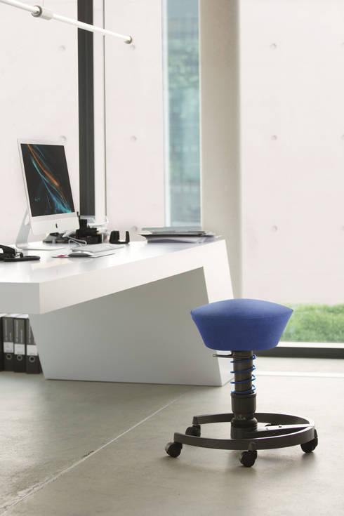 swopper: klassische Arbeitszimmer von aeris GmbH