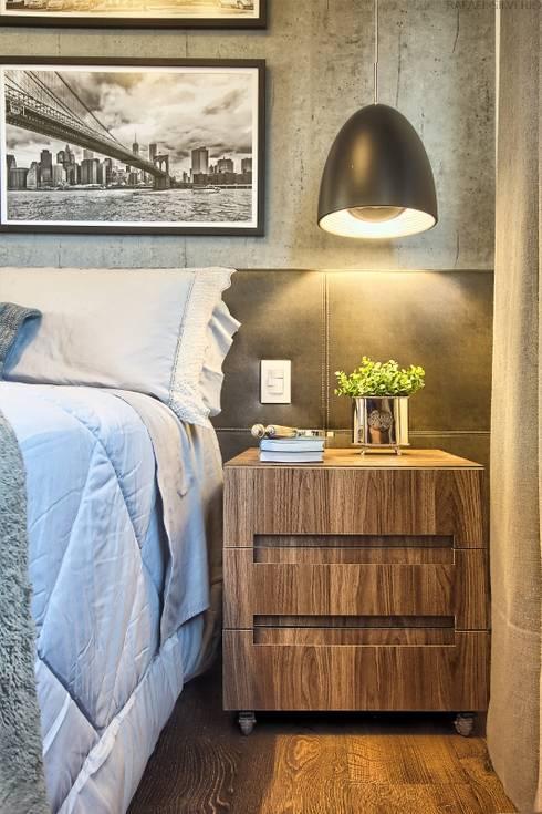 غرفة نوم تنفيذ Spengler Decor