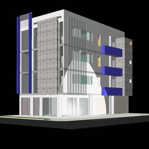 EDIFICIO VICTORIA:  de estilo  por arquitectura sostenible ibague