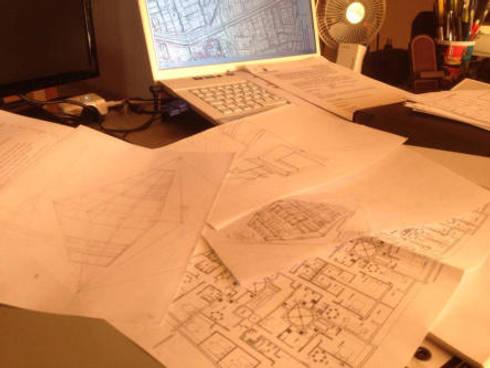 trabajos varios:  de estilo  por ArquitectosEM
