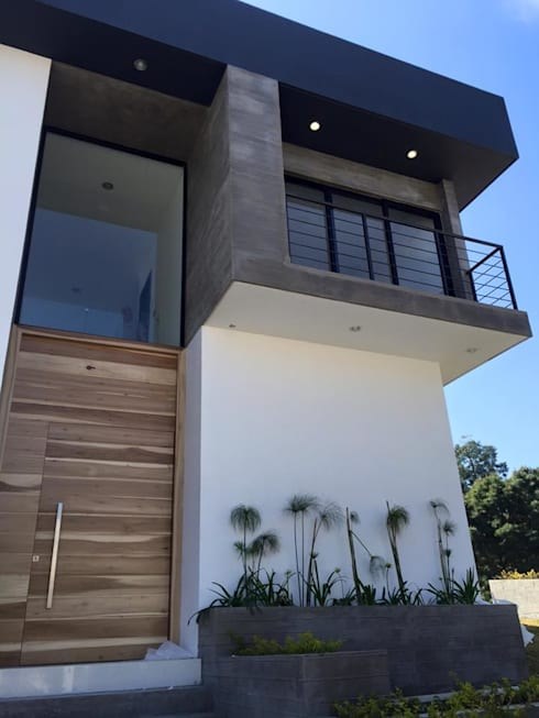 Casas de estilo  por Arki3d