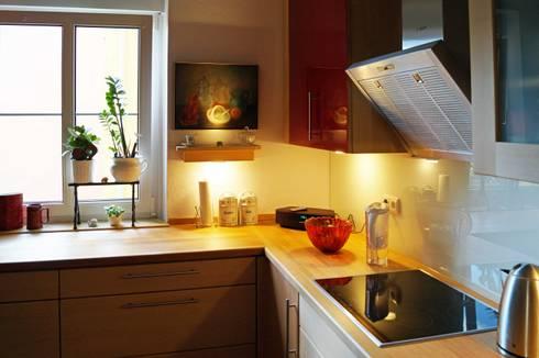 Küchen / Massivholzküchen von LIGNUM Schreinerei GmbH   homify   {Moderne massivholzküchen 72}
