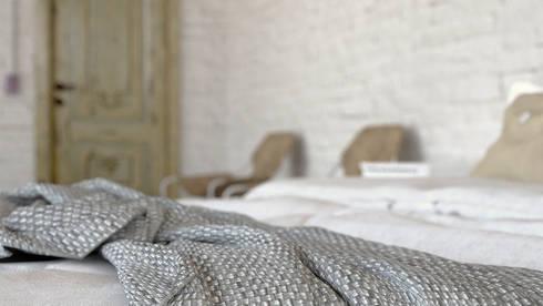 Industrial Room: Quartos industriais por Antony Simões Studio