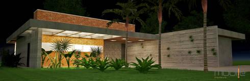 RESIDENCIA 06 – DISTRITO FEDERAL:   por Mobile Arquitetura