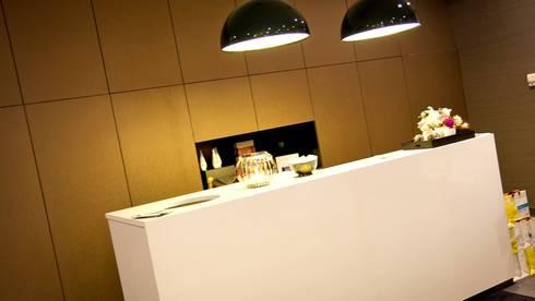 Hotel Enotel Quinta do Sol: Hotéis  por Espaço FA – Arquitetura, Interiores e Decoração