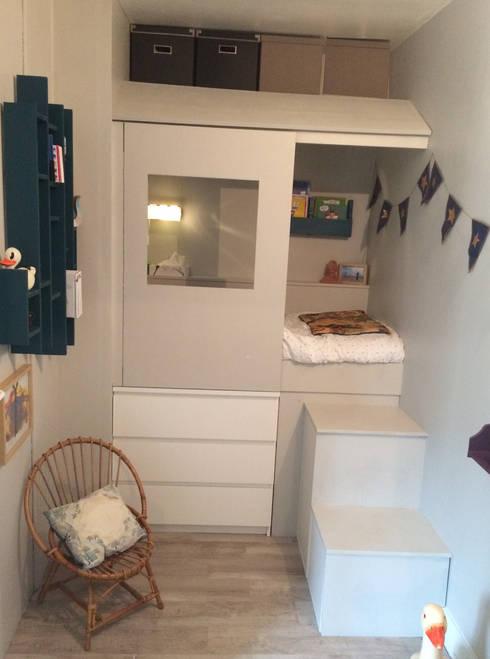 Aménager une petite chambre d\'enfant