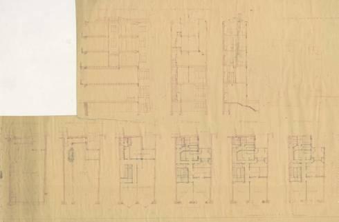 Projecto da autoria do Arq. Marques da Silva:   por Nuno Valentim, Arquitectura e Reabilitação