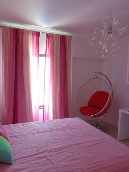 غرفة الاطفال تنفيذ Joana Neto | Interiores
