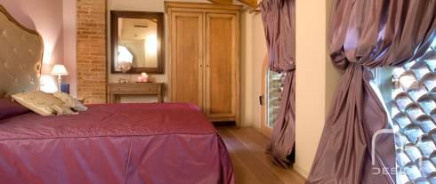Hotel Asolo: Hotel in stile  di NK DESIGN - Katia Nichele